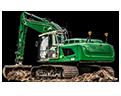 Machine Control for Excavators